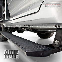 Amp Research Powerstep Retractable Step 17-19 Ford Superduty F250 F350 76235-01a