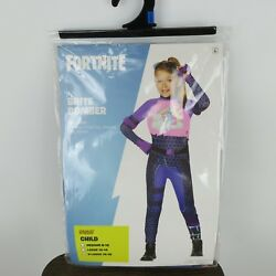 Fortnite Brite Bomber Childrens Costume Size Xl X-large New In Hand Halloween