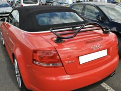 Audi A4 Cabriolet Luggage Rack No Clamps And No Brackets = No Damage