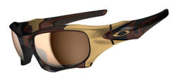 NEW Oakley Pit Boss II AF Polished Rootbeer Tungsten Iridium Polarized OO9215 03 $699.95