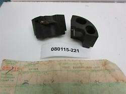 Swiss Automatic Ma_x Carboloy 69-165 35 Degree Left Diamond Triangle Tool Holder