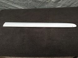 07 MERCEDES W211 E63 E550 E55 REAR RIGHT PASSENGER EXTERIOR DOOR PANEL TRIM OEM