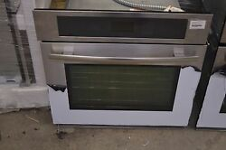 Jenn-air 30 Jjw3430wp Pro Style Stainless Single Electric Wall Oven 1191 New