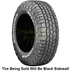 Cooper Discoverer At3 Xlt 37x12.50r17lt 124r 8 Ply Quantity Of 4