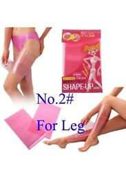 ~NEW~ Ships from US! Shape Up Body Wrap Slimming Leg Trimmer Burn Cellulite