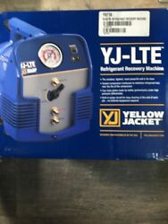 Ritchie Yellow Jacket 95730 YJ-LTE™ Refrigerant Recovery System *Free Shipping*