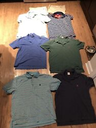 Brooks Brothers Polos And Advantage Chinos
