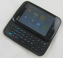 Pantech P6030 Renue AT&T Cell Phone Java + Home Chargr GOOD