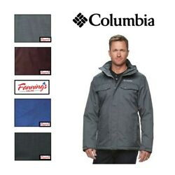 NEW Men's Columbia Eagle's Call Thermal Coil Insulated Jacket VARIETY SZCLR I42