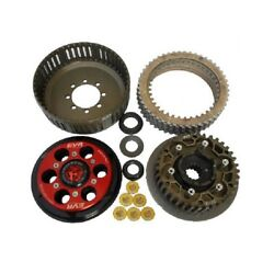Ducati All Dry Clutch Evr Cts Complete Slipper Clutch System Race Tec Sintered
