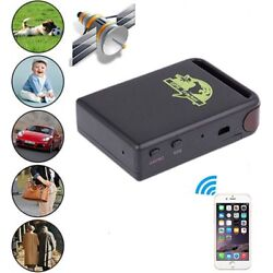 Mini Gps Tracker Device Vehicles Gprs Gsm Car Tracking Realtime Locator Monitor