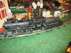 LIONEL 8516 NYC 0-4-0 DIE CAST SWITCHER WITH TENDER EXC COND  VERY SHARP 1985-86