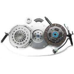 South Bend Dyna Max Upgrade Clutch Kit For 2005.5-2018 Dodge Cummins G56 Trans