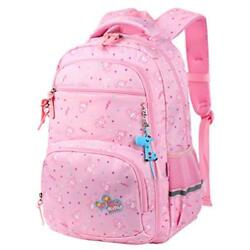 Vbiger School Backpack for Girls Boys for Middle School Cute Bookbag Outdoor Day