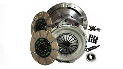 Valair Competition Sintered Iron Dual Disc Clutch 94-97 Ford 7.3L Powerstroke