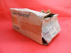 Cutler Hammer A11fn0ab Ac Magnetic Starter Open Type Size 4 120v - New A10fno