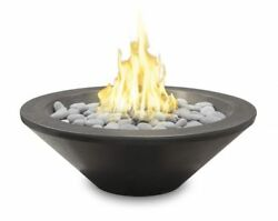 American Fyre Designs Cannes 30 Round Cone Fire Bowl