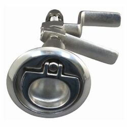 Marpac 71370 Lift Latch Handle 3 Non-locking Hatch Cast Stainless Steel