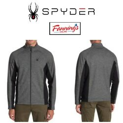 Clearance Menand039s Spyder Full Zip Stryker Jacket Variety Size And Color B32 B33