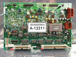 Nikon 4s020-046 A/d Converter Board Pcb Lc-sig Nsr-1755g7a Step-and-repeat Used