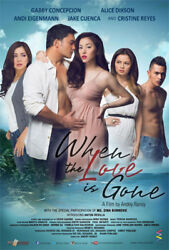 New Original Filipino Tagalog Movies On Dvd For Sale When The Love Is Gone