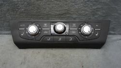 12 13 14 15 16 Audi A6 Oem Ac Climate Control Switch Part 4g0 820 043 N