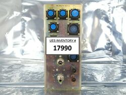 Jeol Ps Rgltr Cct 2 Temperature Controlled Pcb Card Jsm-6400f Sem Used Working