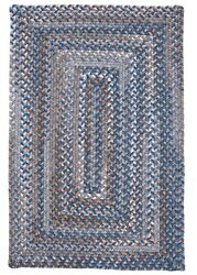 Gloucester Laguna Braided Area Rug/runner By Colonial Mills. Many Sizes. Gl58
