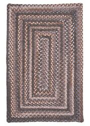 Gloucester Cashew Braided Area Rug/runner By Colonial Mills. Many Sizes. Gl88