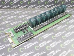Used Fisher Rosemount Cy7001 Relay Module 56a3688x012 Rev. H