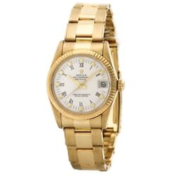 Rolex President 68278 31mm Automatic Ladies Watch.