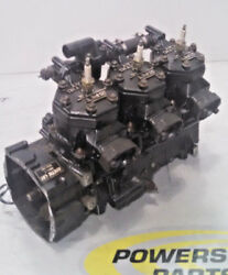 ARCTIC CAT SNOWMOBILE 1998-2000 ZRT 600 EXT 600 TRIPLE ENGINEMOTOR NICE