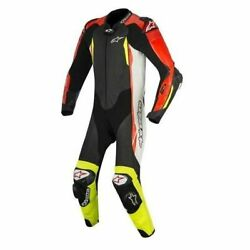 Alpinestars Gp Tech V2 1236 Sports Motorcycle 1pc Suit Tech Air Compatible