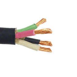 275and039 2/4 Soow Portable Power Cable Flexible Cpe Jacket Black 600v