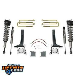 Maxtrac Suspension K886764f 6'' X 4'' Frnt And Rr Lowering Kit For 07-18 Tundra
