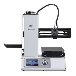 Monoprice Select Mini 3D Printer v2 - White With Heated (120 x 120 x 120 mm)