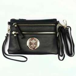 Women Faux Leather Crossbody Small Mini Purse WITH LONG STRAP $13.99