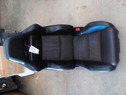 DODGE VIPER Front PASSENGER Right Seat Bucket Leather 2003 2004 blkgrey