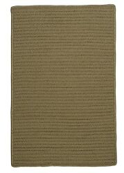 Simply Home Sherwood Green Braided Area Rug/runner. Many Sizes. H188 Green
