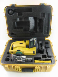 New Topcon Gts-1002 Total Station With Blue Tooth