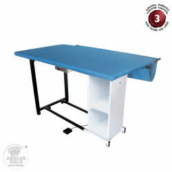 Aeolus Industrial Ironing Table Large Blanket Vacuum Heated With Storage Ts08 P
