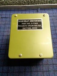 Bell Helicopter P7503 Tacan Relay Junction Box New