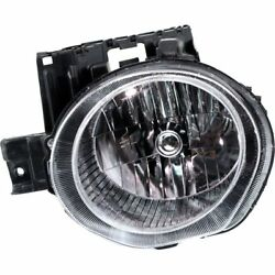 New Depo Headlight For 2011-2014 Juke Driver Side 260601KM0A NI2502201