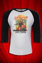 Leon Russell 1976 Vintage Tour Jersey T-shirt Free Ship Usa A Song For You