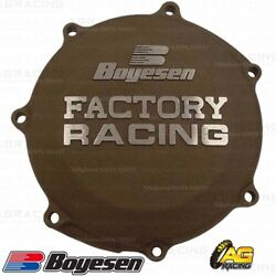 Boyesen Factory Racing Magnesium Clutch Cover For Yamaha YZ 250F 01-13 WR 250F