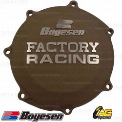 Boyesen Factory Racing Magnesium Clutch Cover For Yamaha YZ 250F 250FX WR 250F