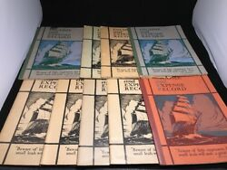 Lot Of 9 Antique Vintage Income And Expanse Record Book Journals 1932 - 1939