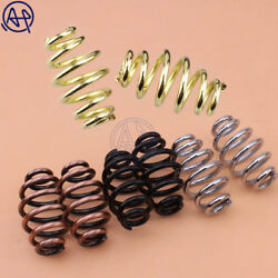 3.1quot; 4colors Motorcycle Barrel Coiled Solo Seat Springs Cafe Racer Seat Springs $8.99