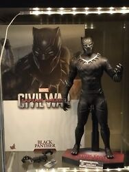 Hot Toys Black Panther 16th Scale MMS363 Captain America Civil War Figure