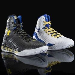 Under Armour Clutchfit Drive Curry PE Home Away Yellow dub nation batman black $234.99